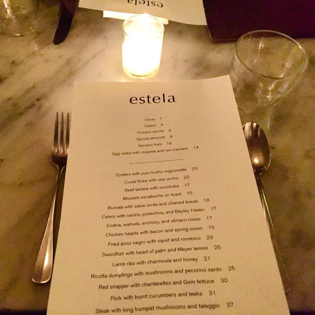 NY – Estela