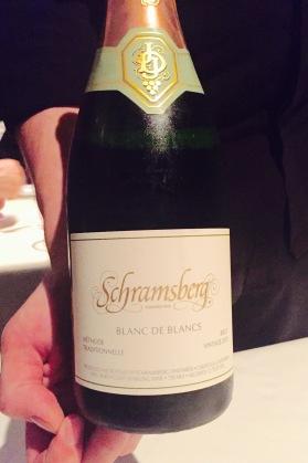 Schramsberg Blanc de Blancs 2013