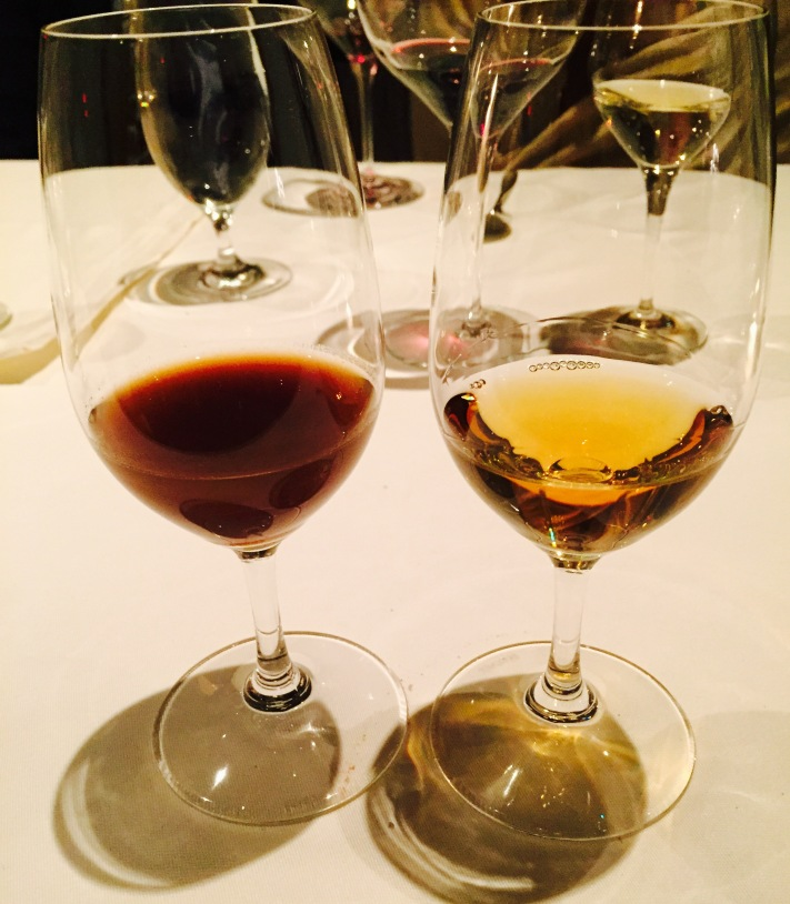 butternut squash, clove, pomegranate molasses, orange expression
