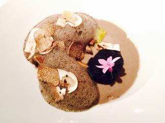 truffles and mushrooms