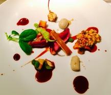 squab, potato, truffle, forgotten vegetables