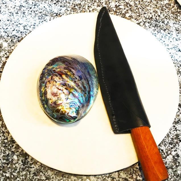 'mutton shell'