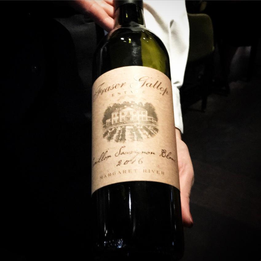 Semillon-Sauvignon Blanc