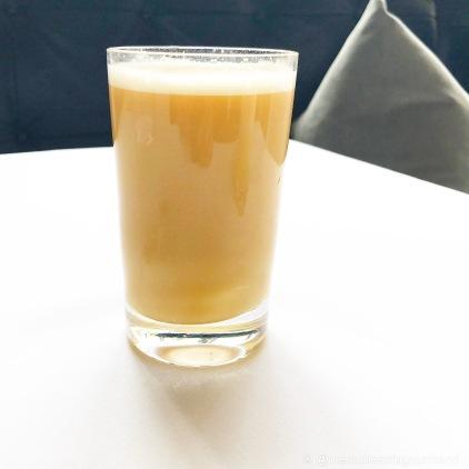 Cinnamon, Cold Brew, Seedlip Spice