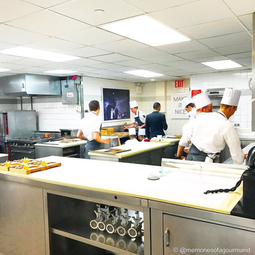 EMP kitchen tour