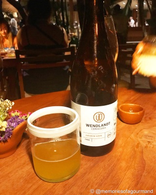 Golden Sour, Wendlandt, Ensenada