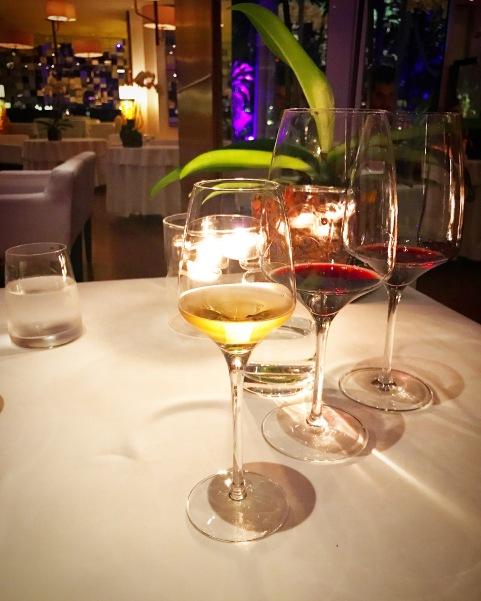 wines line up