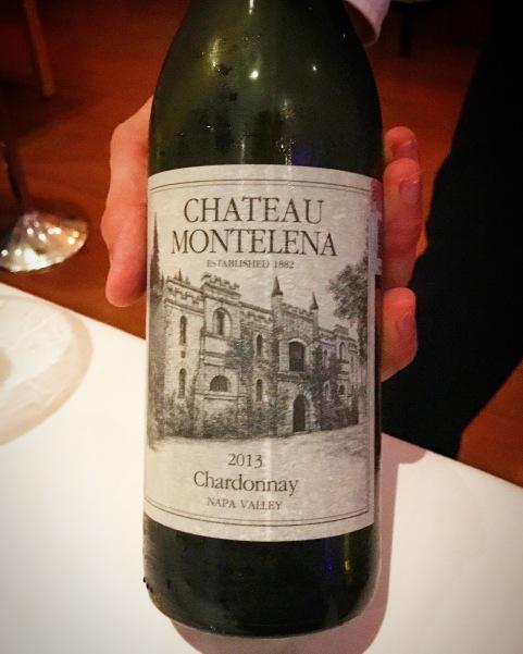 2013, Chateau Montelena, Chardonnay, Napa Valley