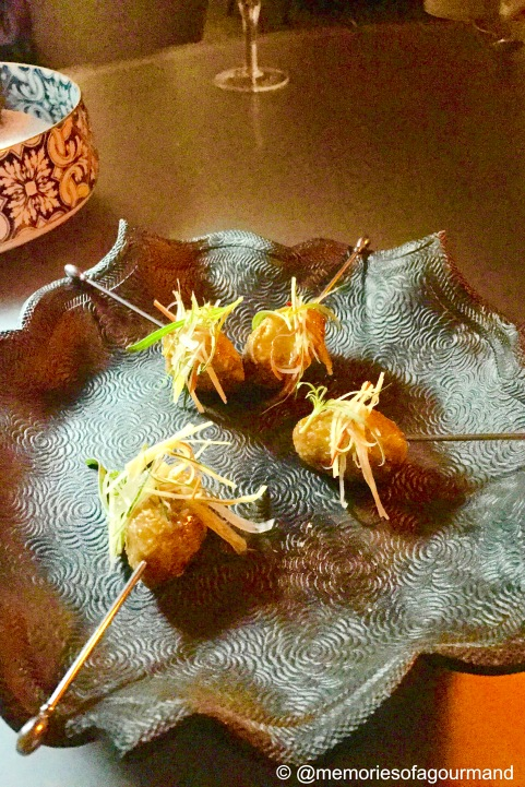 wing: thai vinaigrette