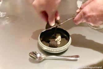 truffle shaving goes a long way