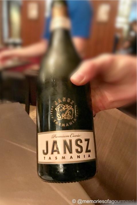 JANSZ, Tasmania Sparkling Cuvee