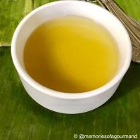 kamayan feast: broth