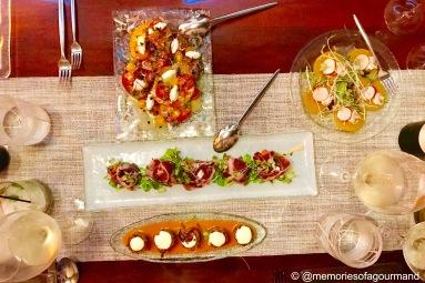 full table at Marmalade