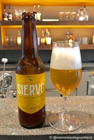 'Siervo', Belgian Witbier from Morelos, Mexico