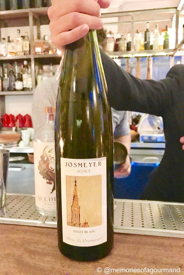 Josmeyer Pinot Blanc, Magnum, Alsace