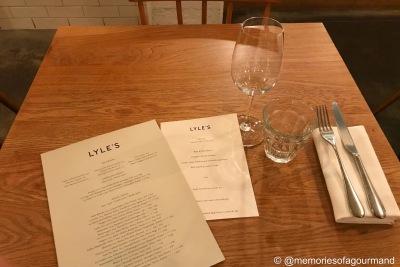 Lyle's, London