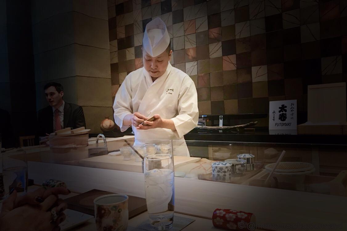 Sushi Ginza Onodera**