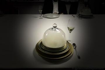 'Communal': Parnsnip, Osetra, Lemon, White Pepper